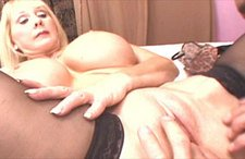 Sexy Granny Getting Pussy LickedPDVD 042