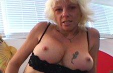 Tatooed Grandmother MasterbatingPDVD 015